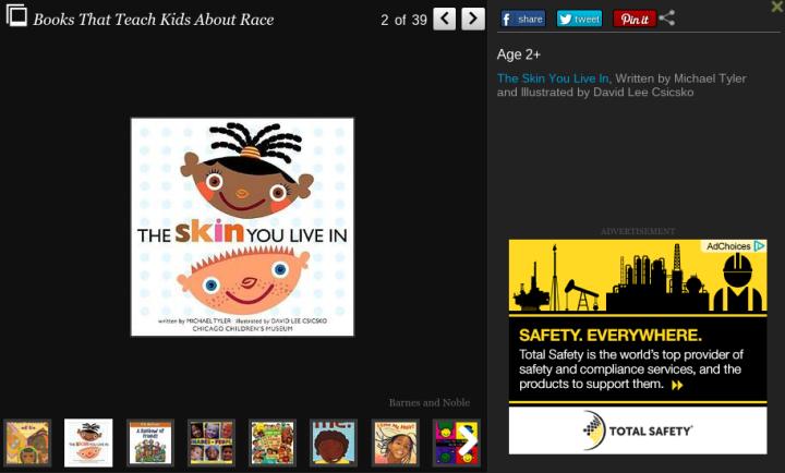 Screenshot from http://www.huffingtonpost.com/kristen-howerton/talking-to-kids-race-racism-books_b_2618305.html